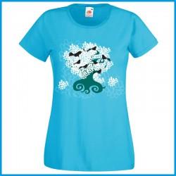 Koszulka damska Zima