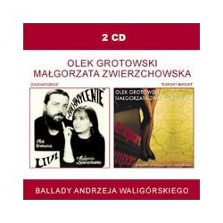 CD Grotowski/Zwierzchowska 2 CD/Zachwycenie/Export Import