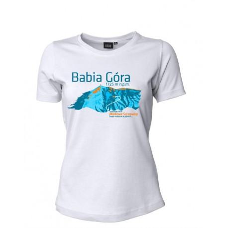 koszulka damska BABIA GÓRA