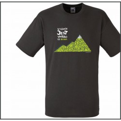 Koszulka męska W GÓRACH 2013