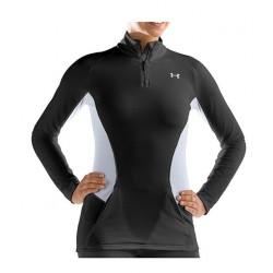 Bluza z długim rękawem damska termoaktywna XS Under Armour Coldgear Fusion