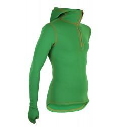 Bluza z kapturem i łapkami Power Stretch Pro 080040