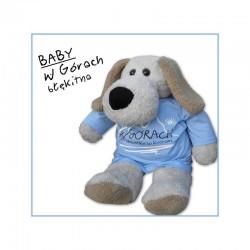 koszulka BABY W GÓRACH niebieska 2 lata