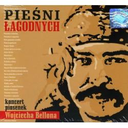 Pieśni Łagodnych  - koncert piosenek Wojciecha Bellona CD+DVD