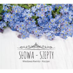CD Wiesława Kwinto Koczan - Słowa Szepty