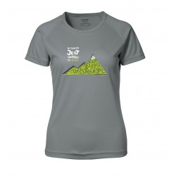Koszulka termoaktywna damska W GÓRACH 2013 szara
