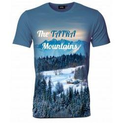 Koszulka termoaktywna Tatra Mountains men