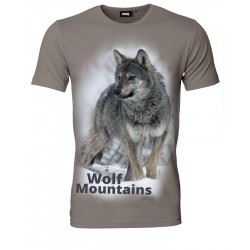 Koszulka termoaktywna Wolf Mountains men