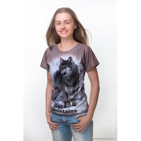 Koszulka Wolf Moutains lady SX
