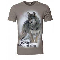 Koszulka Wolf Moutains men S