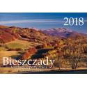 Kalendarz  Radosław Paszkowski - Poziomy- Bieszczady 2018