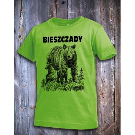 Koszulka junior MIŚ BIESZCZADZKI