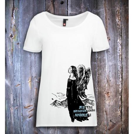Koszulka damska BIESZCZADZKI ANIOŁ 2