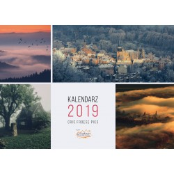 Kalendarz Cris Froese- Poziomy - W górach 2019