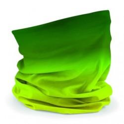 Chusta wielofunkcyjna zielona OMBRE