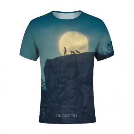 Koszulka termoaktywna męska WILCZAKI