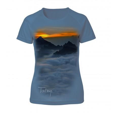 Koszulka termoaktywna TATRY lady