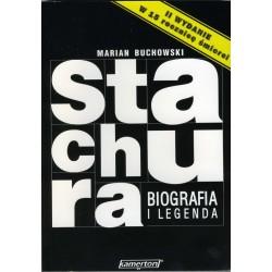 Edward Stachura. Biografia i legenda. Autor: Marian Buchowski