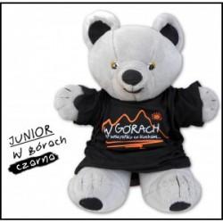 Koszulka junior W GÓRACH czarna