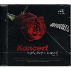 CD Koncert Najskrytszych Marzeń- różni wykonawcy